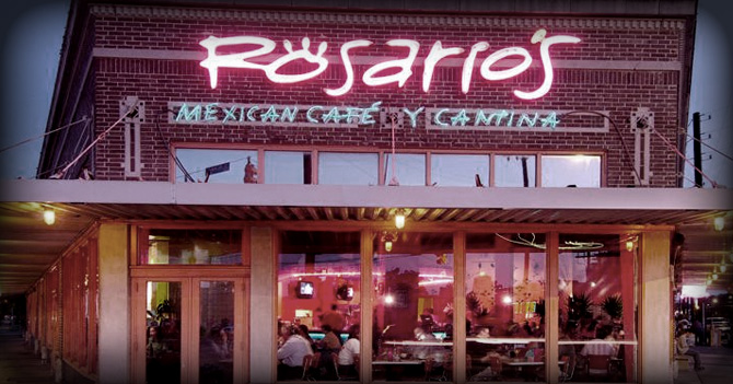 The Best San Antonio Mexican Restaurant Rosarios